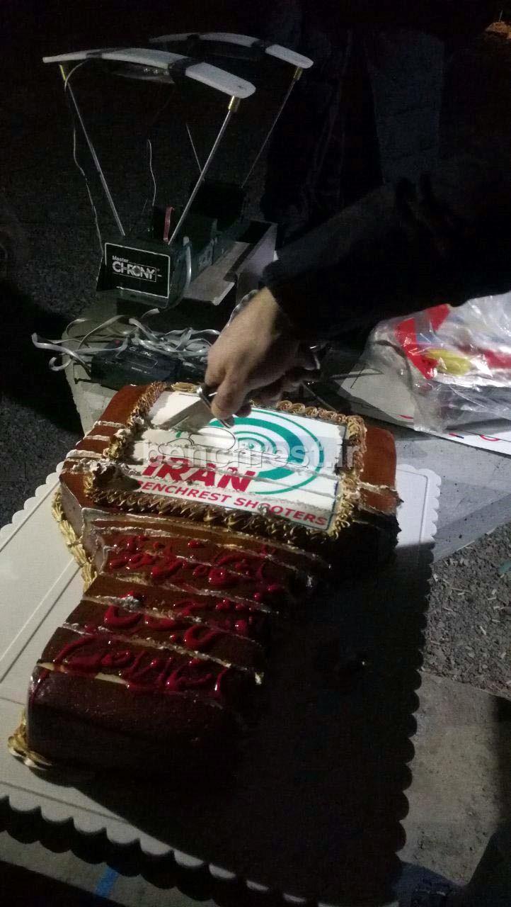 افتتاح سایت بنچ رست باشگاه تیراندازی نقش جهان اصفهان