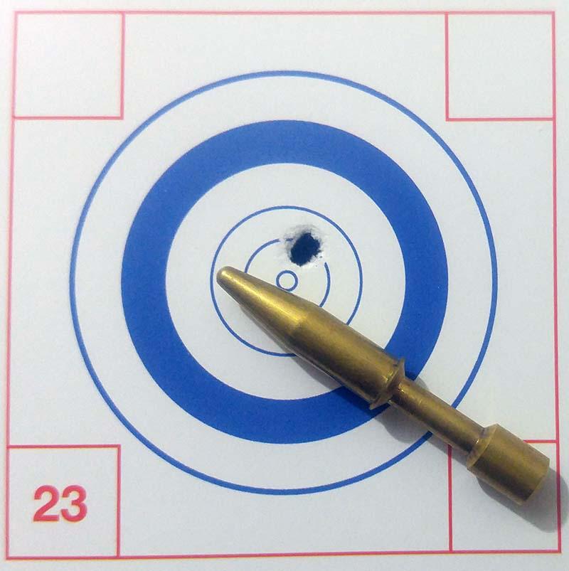 امتیازدهی اهداف در بنچ رست