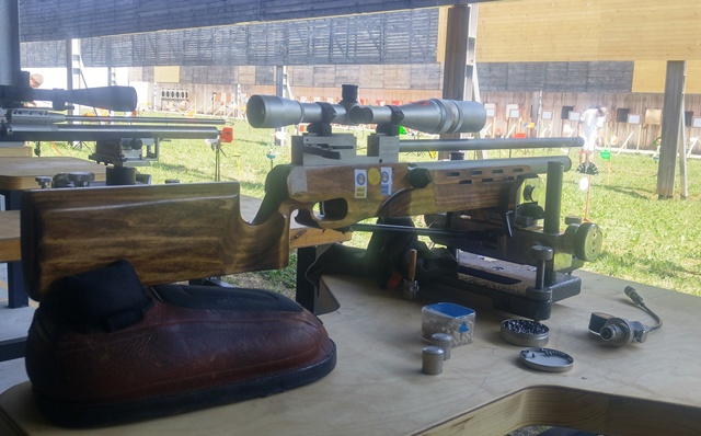 معرفی تفنگ بادی RAW TM1000