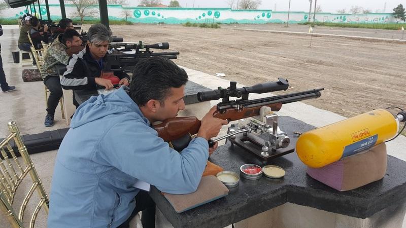 مسابقات تیراندازی بنچ رست IRBR در مشهد مقدس برگزار شد.