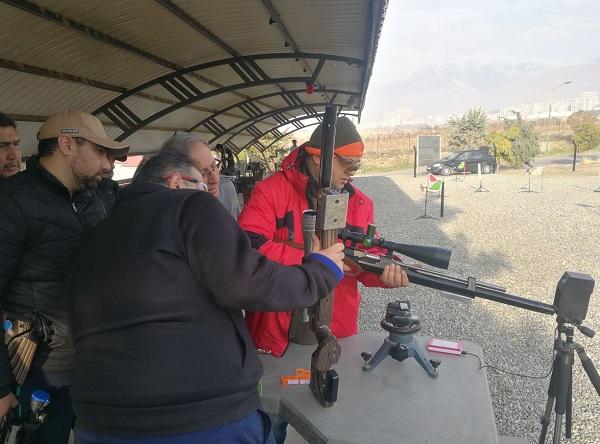 مسابقات پاییزه بنچ رست باشگاه شاتین تهران برگزار شد.