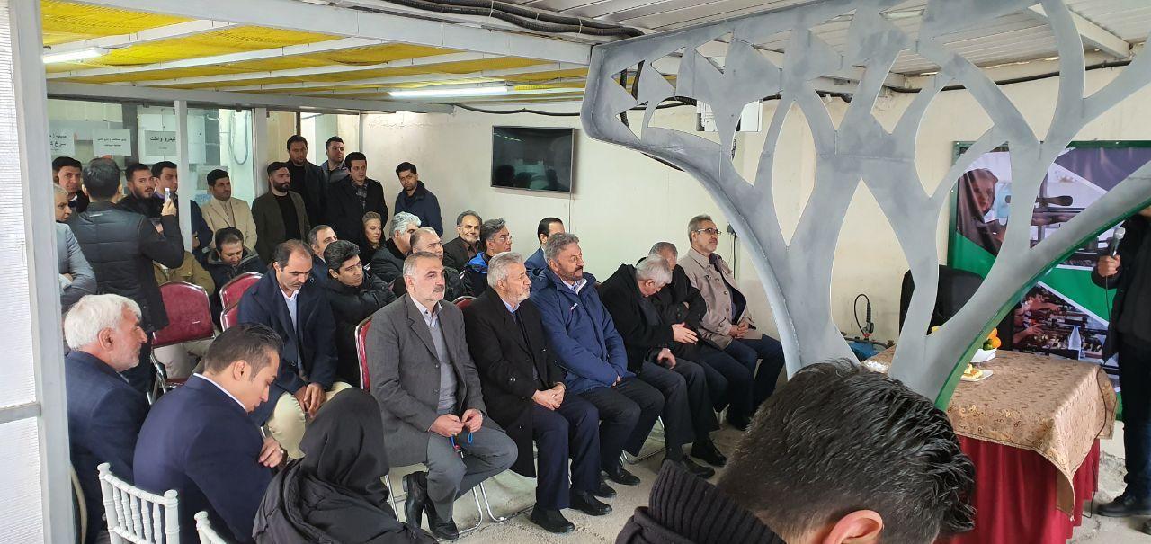 برگزاری مسابقه تیراندازی بنچ رست کلاس های LV و HV باشگاه مهر اسپورت