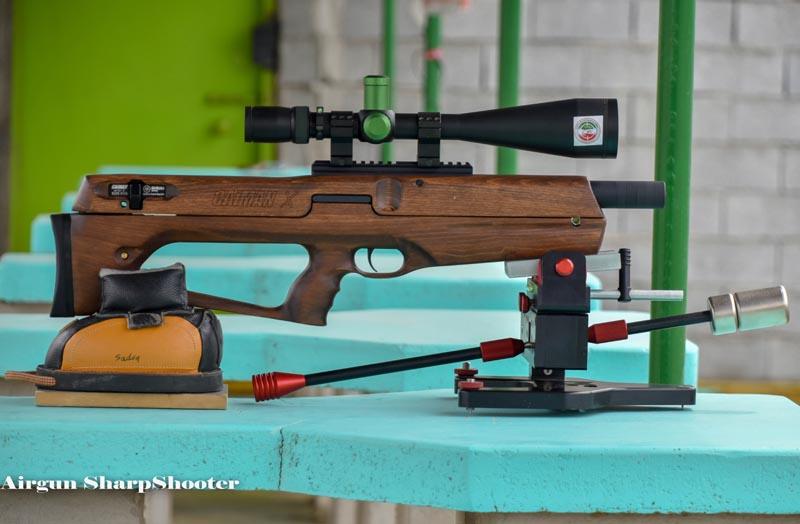 AirMaks CaimanX 3 1 - معرفی تفنگ بادی AirMaks Caiman X