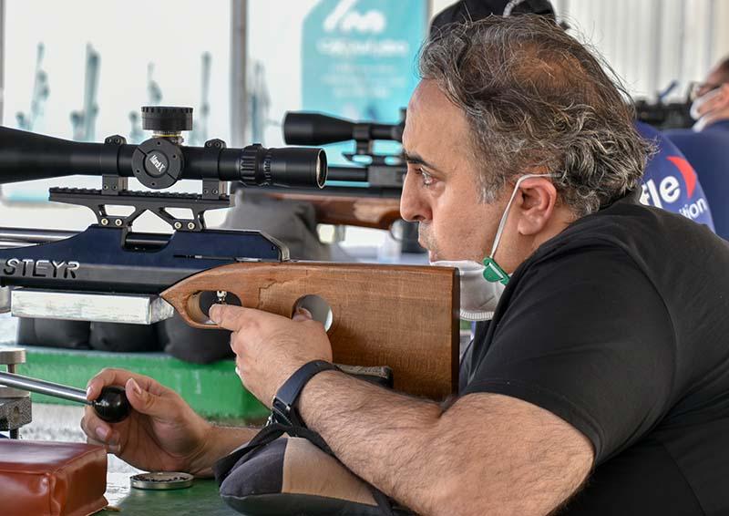 Babak Ghazizadeh 2 - رکوردهای IRBRS