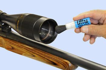 clean rifle scope brush - تمیز کردن دوربین تفنگ