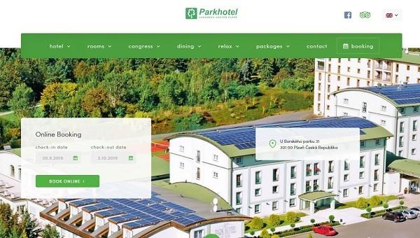 parkhotel - خانه