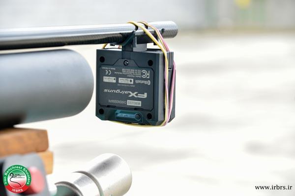 FX radar 3 - معرفی کرنوگراف FX