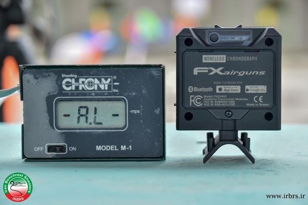 FX radar 4 - معرفی کرنوگراف FX