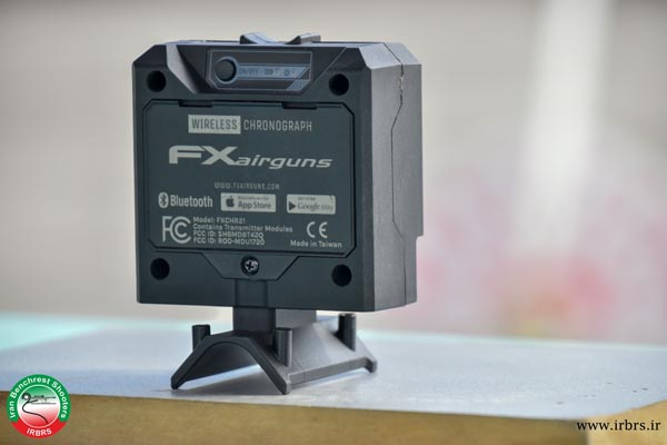 FX radar 8 - معرفی کرنوگراف FX