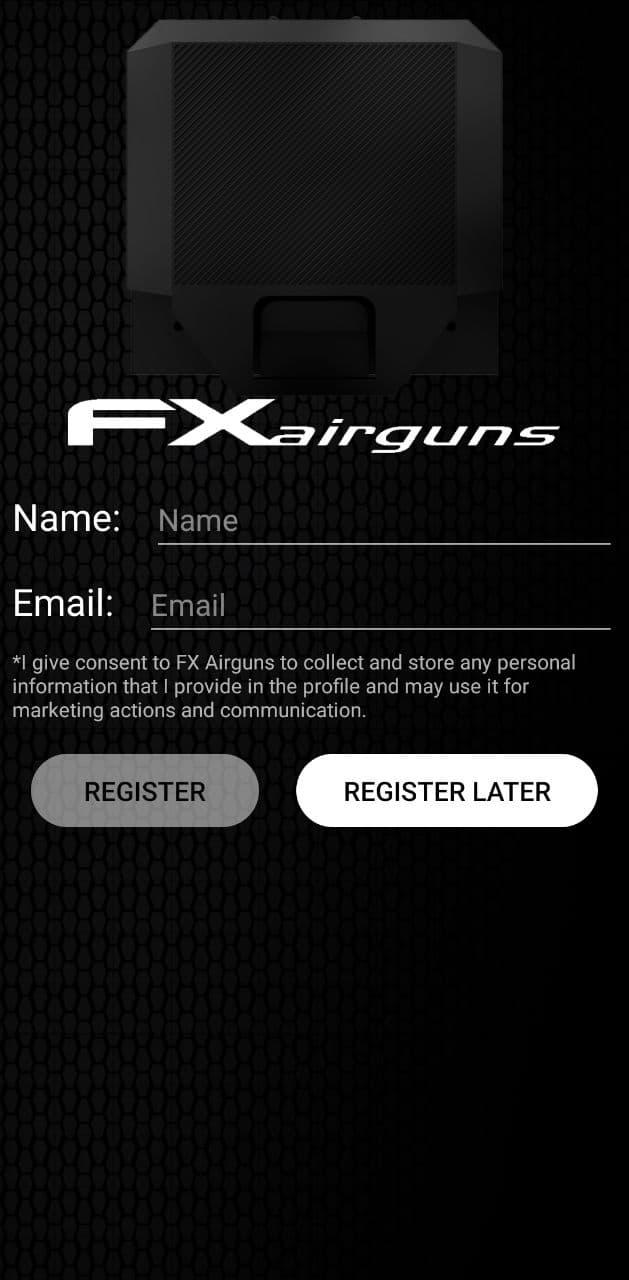 FX radar register - معرفی کرنوگراف FX