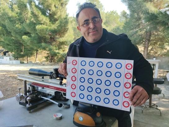 Babak Ghazizadeh - رکوردهای IRBRS