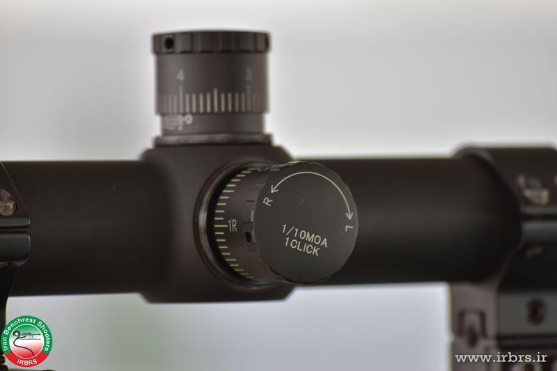BR Scope 12 - دوربین بنچ رست