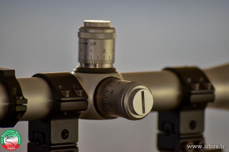 BR Scope 17 - دوربین بنچ رست