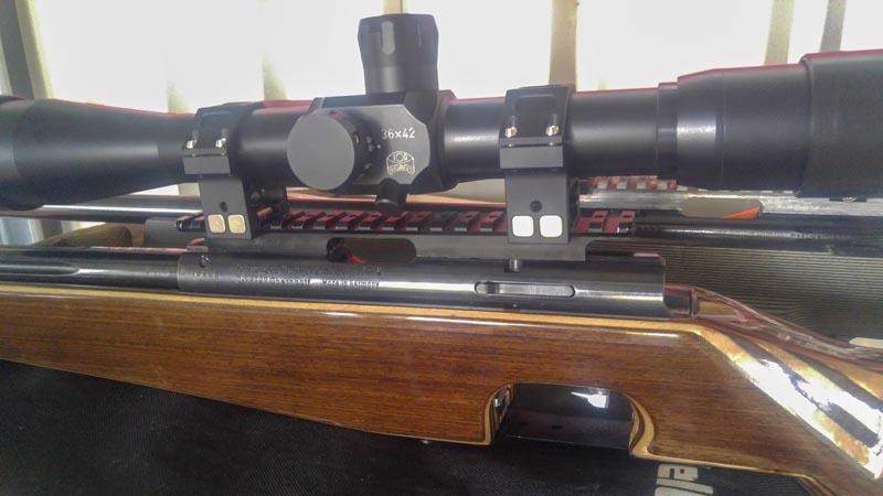 IOR Valdada 36X RF  - دوربین بنچ رست