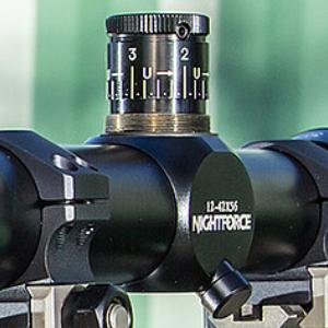 NightForce 12 42 56 - دوربین بنچ رست