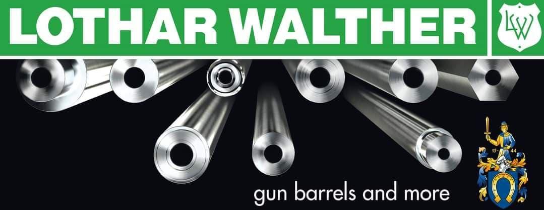Lothar Walther barrel 2 - تاریخچه شرکت لوتار والتر Lothar Walther