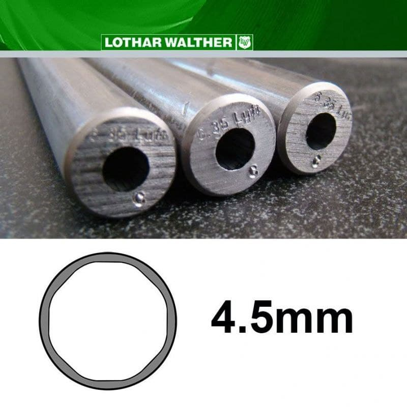 Lothar Walther barrel 6 - تاریخچه شرکت لوتار والتر Lothar Walther