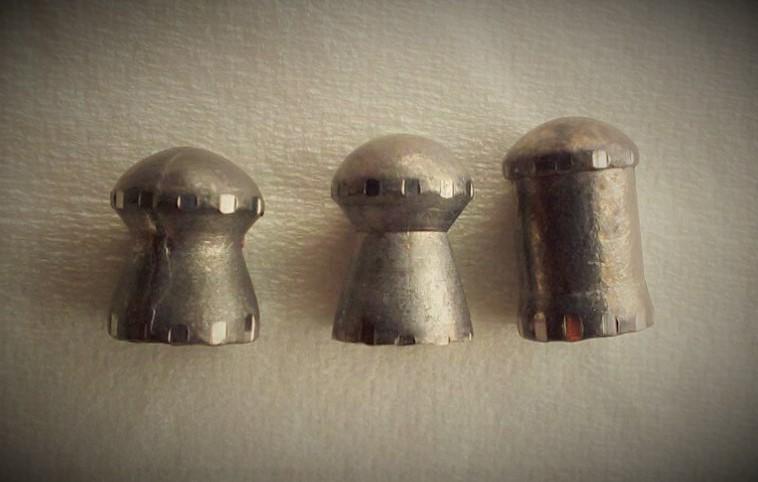 pellet head diameter 7 - هد ساچمه تفنگ بادی، چه انتظاری باید داشته باشیم؟